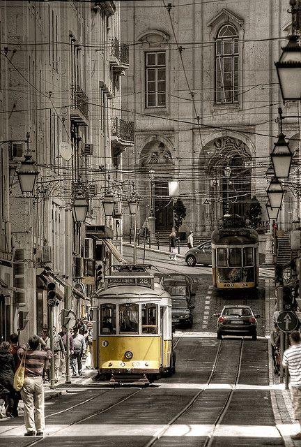 Lisbon, Portugal by sheri