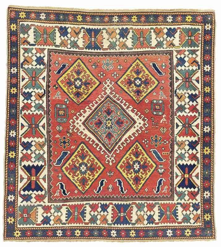 Kazak rugs Tappeti e Persiane