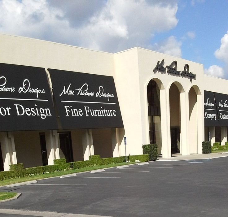 Marc Pridmore Designs - South Coast Showroom, Costa Mesa, Ca.