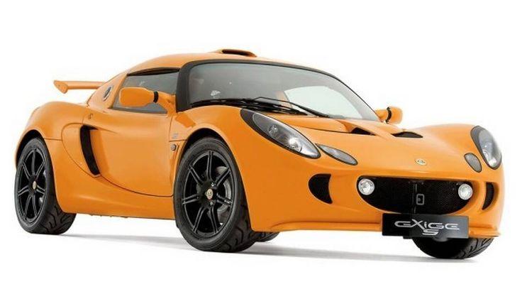 Lotus Exige, som er coupe-versjonen av selskapets populære sportsbil. #sportscar Foto: Lotus