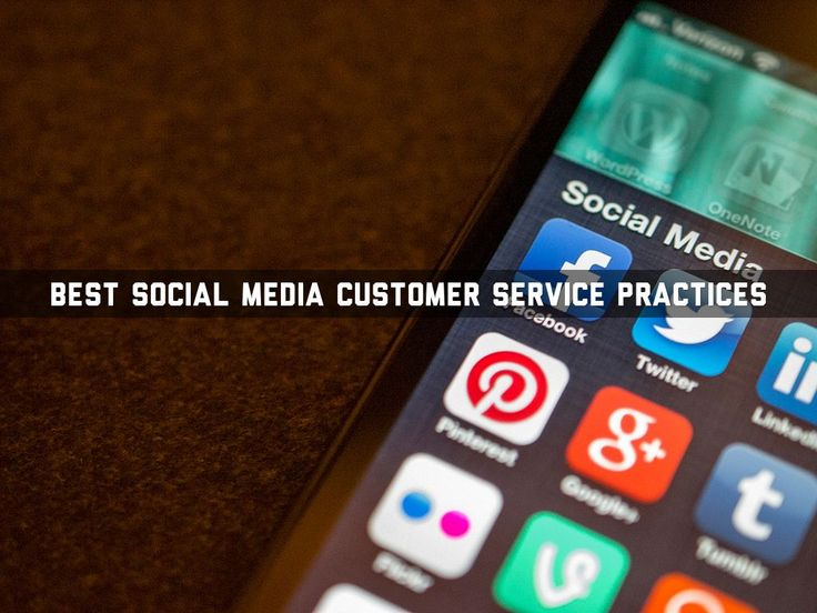 Best Social Media Customer Service Practices - The growing importance of social media in business is undeniable. Each of the online social platforms offers something unique and holds a huge potential for marketing and advertising to highly targeted groups of potential customers. Step your social game up!