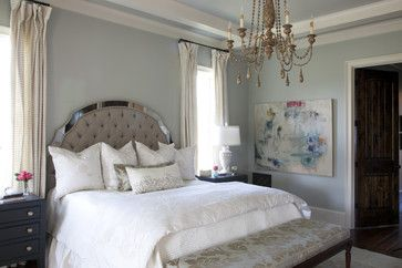 Tricks for How to Zone in on the Perfect Paint Color Silver Strand Sherwin Williams