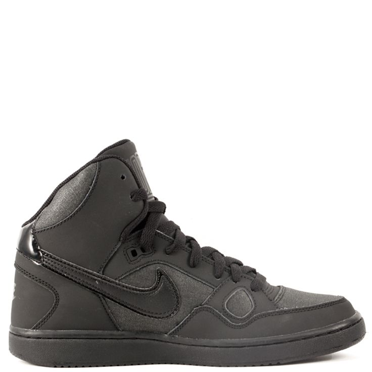 NIKE SON OF FORCE MID ΜΑΥΡΟ