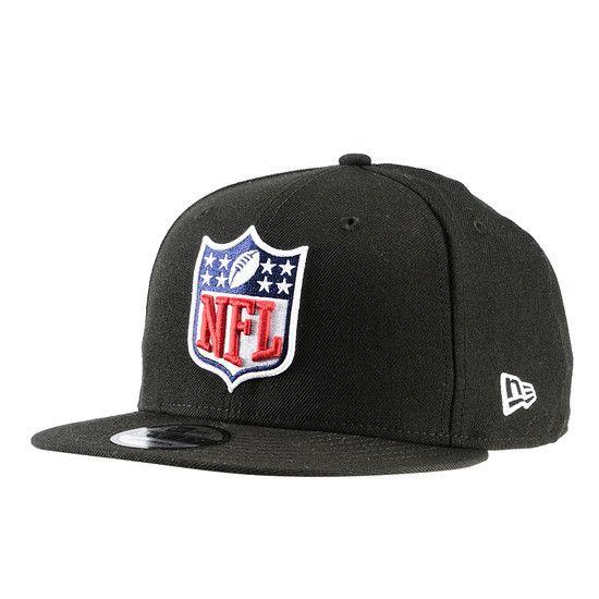 New Era NFL Shield Logo Cap 950 schwarz - kaufen & bestellen im BILD Shop