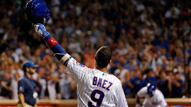 Levine: Cubs' Javier Baez Coming Of Age