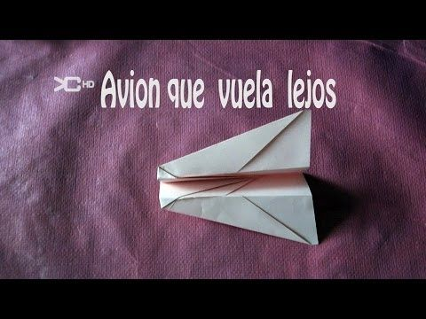 Avión que vuela lejos - YouTube