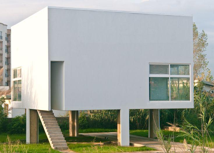 Villa In Darvishabad / Pouya Khazaeli Parsa/iran