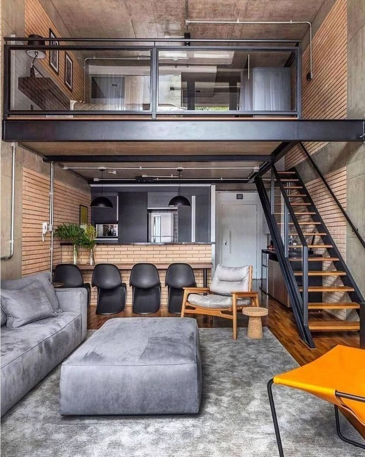 40 Impressive Tiny House Design Ideas That Maximize Function And Style Homedecorating Tinyho Small Loft Apartments Tiny House Loft Tiny House Interior Design