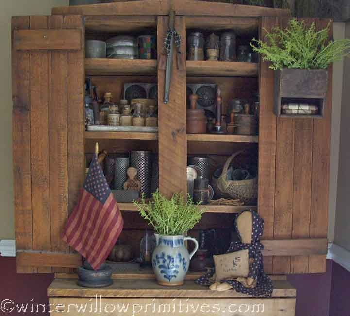 Winter Willow Primitives ~ Under The Willow ~. Country FarmCountry  PrimitivePrimitive DecorCountry ...