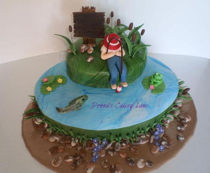 34 best Fishing Birthday Ideas images on Pinterest Birthday