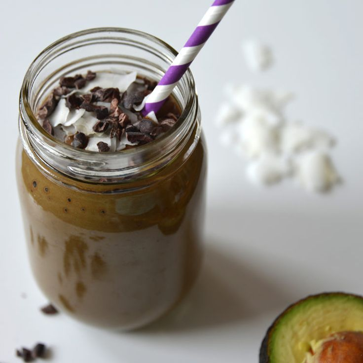 Chocolate Sunbutter Cup Smoothie #smoothie #recipe #healthy http://greatist.com/eat/healthy-smoothie-recipes-from-juice-company-owners