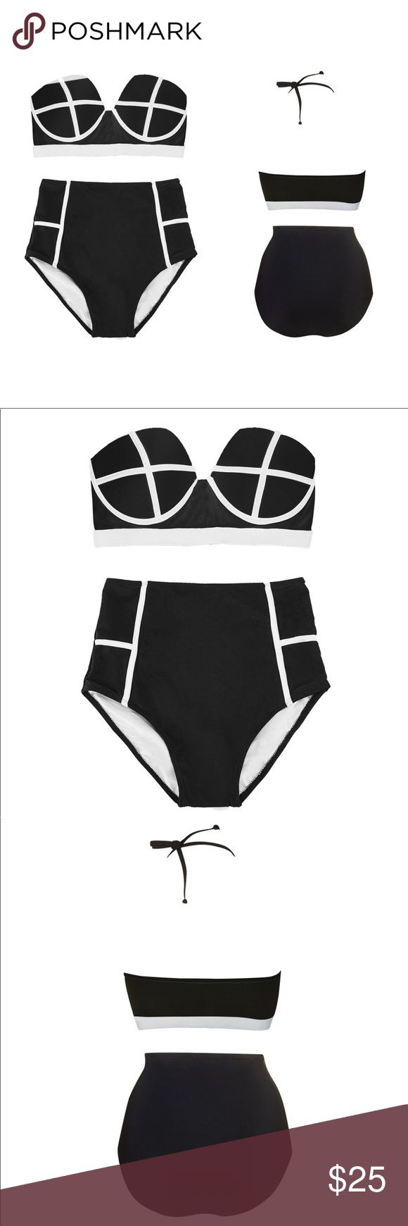 High Waist Bikini SIZES IN RE-ADJUSTING: S = US 0-2, M = US 4-6, L =US 8-10, XL = US 12-14, XXL = US 14-16. Please also refer to the detailed size chart below and the WASHING LABEL. Sexy appearance: High intensity memory cotton push-up mold cup to make you comfortable; Accentuate your physical features: Adjustable straps create a slim look for stunning and seductive curves Cold Hand Wash is suggested to maintain the elasticity: 82% Nylon + 18% Spandex, 90% Polyester+10% Spandex Lining Swim…