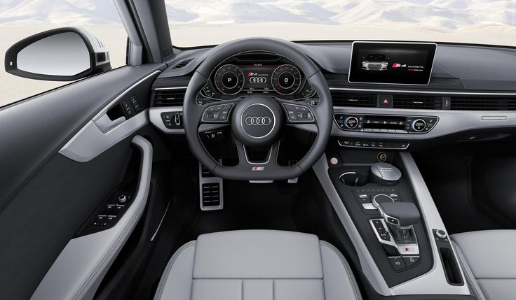 2016 Audi S4 Avant #Segment_D #2016MY #Audi_S4_Avant #Audi_A4 #Audi_A4_Avant #Geneva_International_Motor_Show_2016 #Audi_S4
