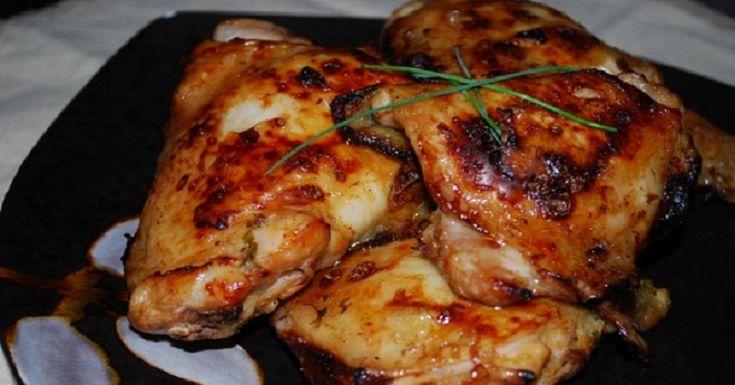 Маринады для курицы