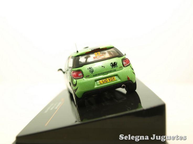 citroen ds3 r3 hunt portugal 2011 rally Ixo 1-43 (6)