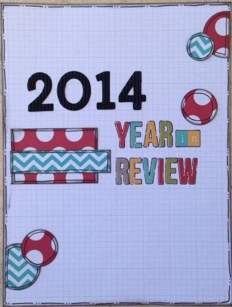 Chook Scraps Scrapbook Gallery - Year in Review