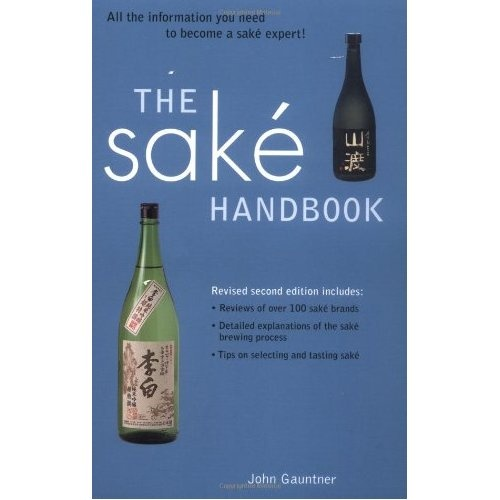 America's answer to the UK's Philip Harper, John Gauntner has a high reputation in Japan and runs his own website and newsletter. One of the best sources for information in English, this book is a collection of tasting notes and guides to over 100 different sake.