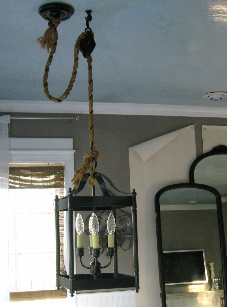 17 best images about pulley on pinterest antiques diy for Decorating with pulleys
