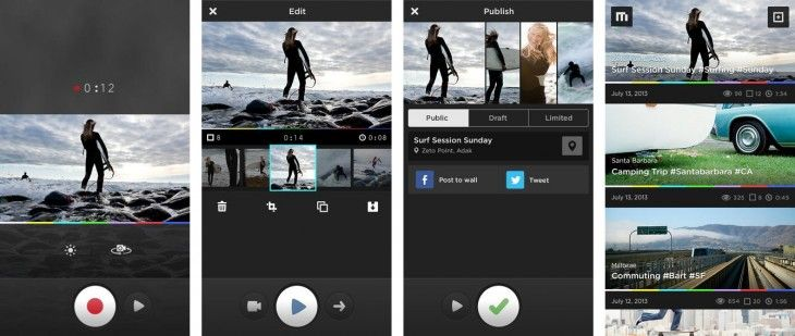 MixBit is a new video remix app from YouTube co-founders Steve Chen and Chad Hurley. Currently released on iOS with Android version to follow. #mobile #apps #tech #video