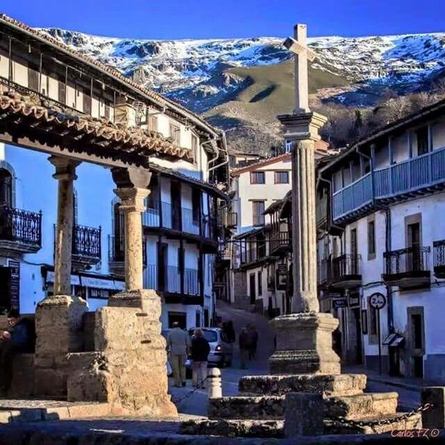 Candelario. Salamanca. Spain.