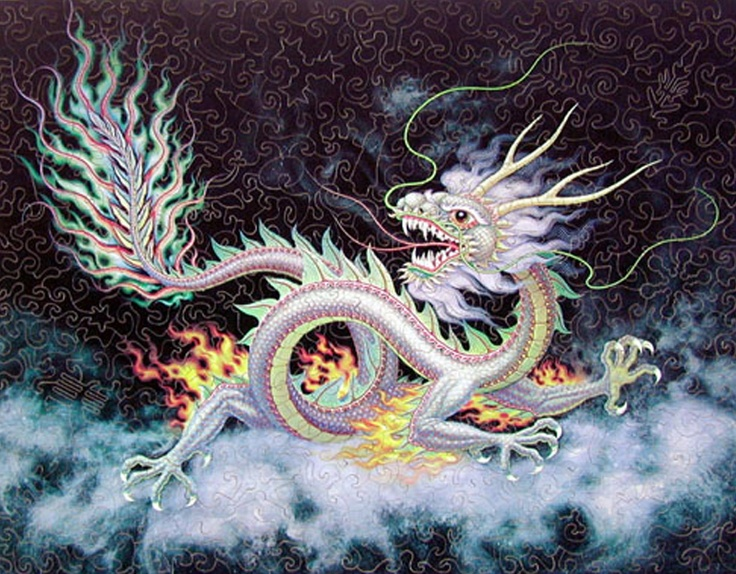 57 best dragons images on pinterest chinese dragon dragons and dragon tattoos. Black Bedroom Furniture Sets. Home Design Ideas