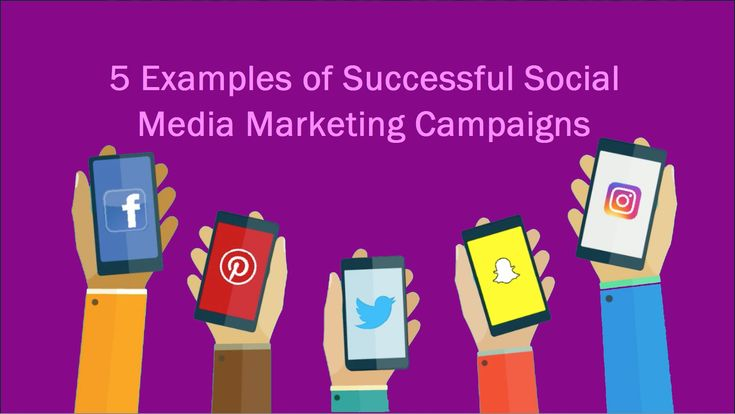 5 Examples of Successful Social Media Marketing Campaigns https://taggbox.com/blog/5-examples-best-social-media-marketing-campaigns/
