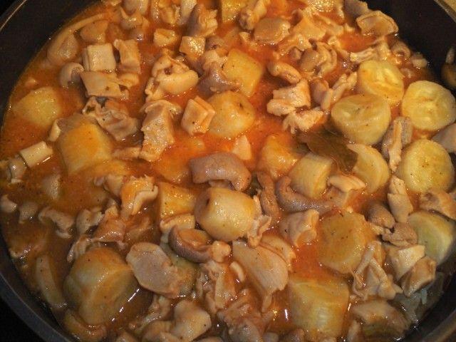 Receta puertoriqueña de cuajito. Es una receta criolla muy típica de Puerto Rico.