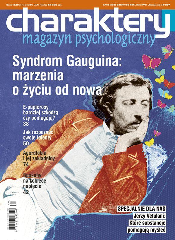 Czerwcowe Charaktery: życie od nowa. #psychologia