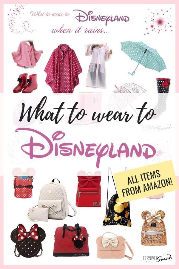 Sie fragen sich, was Sie in Disneyland anziehen sollen? Diese lässige und bequeme Outfit-Anleitung für …