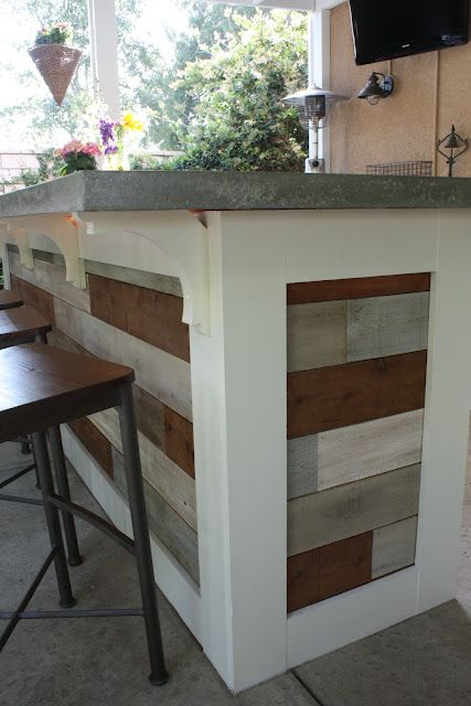 Build Outdoor Grill Cabinet Woodworking Projects Amp Plans