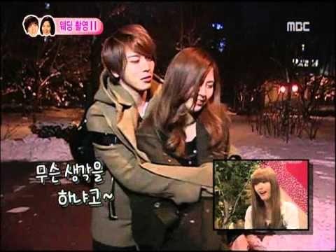 YongSeo - Back Hug