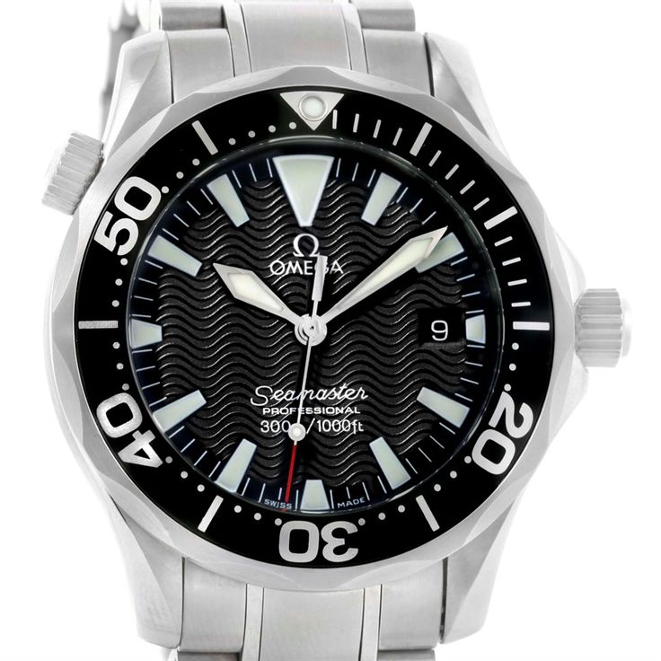 Omega Seamaster Professional 300m Midsize Quartz Watch 2262.50.00