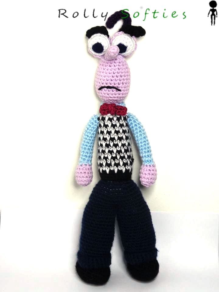 Inside Out Amigurumi Patterns : 17 Best images about MY PATTERNS - Free! on Pinterest ...