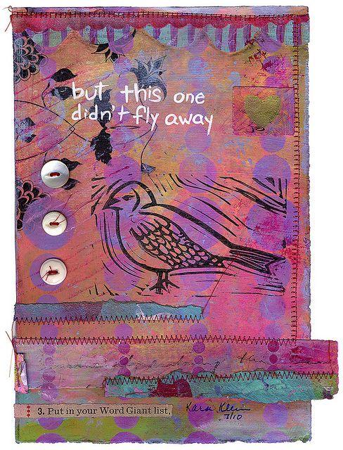 Journal cover art by Kara Klein | Flickr - Photo Sharing!