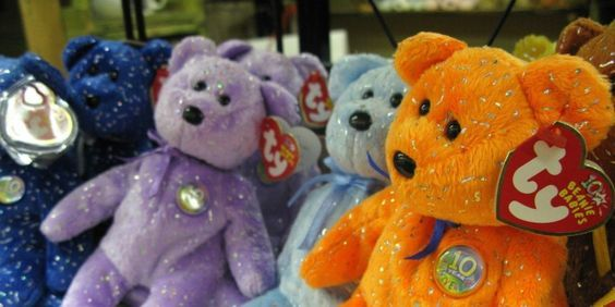 Top 10 Best-Selling Beanie Babies on Amazon 2016 - As the 1990's was marked by the introduction of valuable & rarest Ty's Beanie Babies, they suffered a de... - - #beaniebabies #topten #top10 #onlinemagazine #toptenymagazine #trends #top10lists