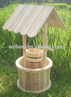 Oltre 25 fantastiche idee su fioriere di legno su for Idee fioriere giardino