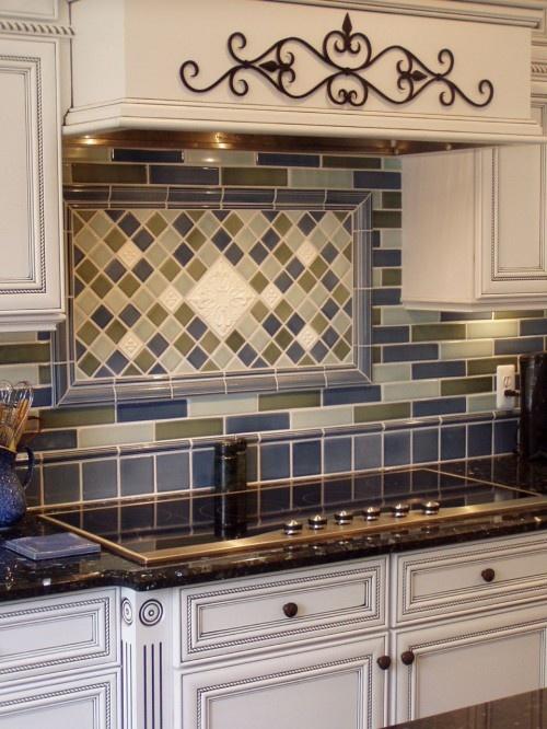Kitchen Stove Backsplash Ideas Pictures Tips From Hgtv: Make A Framed Backsplash To Stick Behind Your Stove Area