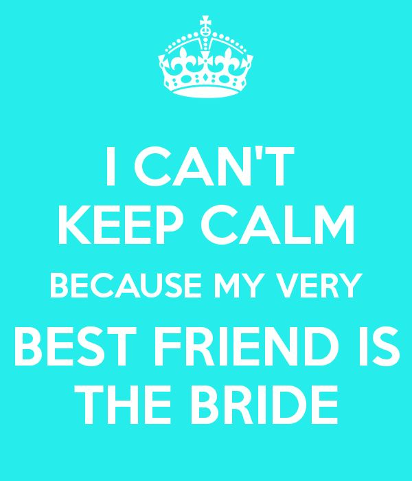 Bride Wars Best Friend Quotes