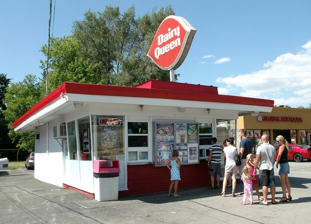 DQ in the 1960's one of my favorite places....still one of my favorite places in 2014