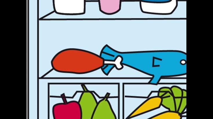 Die richtige Kühlschranktemperatur einstellen und Vorräte richtig lagern