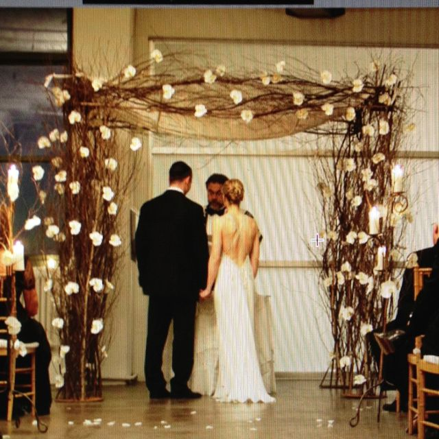 Jewish Wedding Altar: 202 Best Chuppahs Images On Pinterest