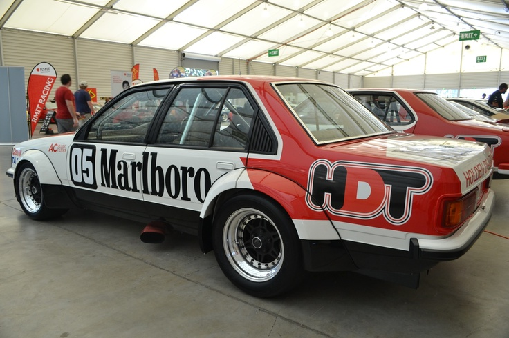 1980 Holden Dealer Team Commodore- 05 Peter Brock