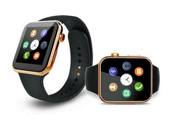 Smartwatch A9 Bluetooth Smart watch for Apple iPhone & Samsung Android Phone relogio inteligente reloj Smartphone Watch 2017 New