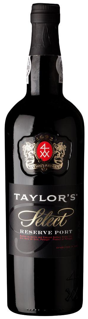 Taylor's Select Reserve #port #wine