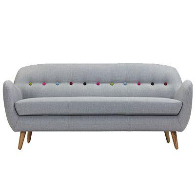 The Tula 3 Seater Sofa - Modern 3 Seater Sofa - Tula Sofa