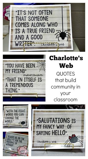 Where the Magic Happens: Seven Great Activities for Charlotte's Web. STEM, craftivities, treats, reading comprehension, opinion writing.