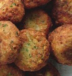 Recetario de Cocina Mundial: Falafel de lentejas