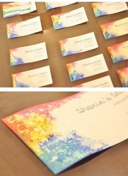 Crear tarjetas de visita originales
