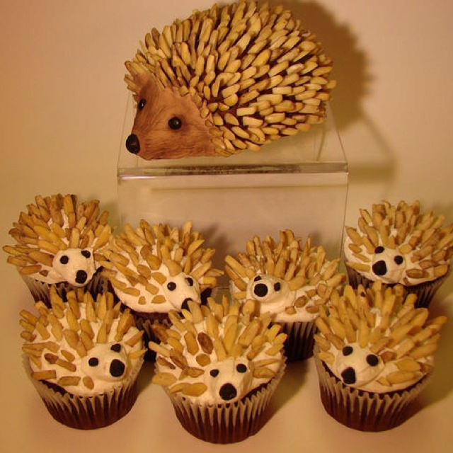 Hedgehog Crafts For Preschool