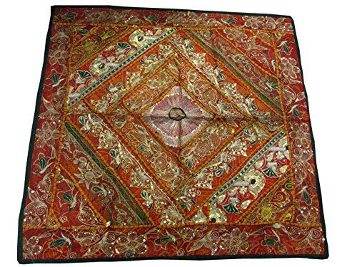 Sari Tapestry India Rust Color Wall Hanging Sequin Embroidered Wall Decor Mogul Interior http://www.amazon.com/dp/B00L9WMXP8/ref=cm_sw_r_pi_dp_WH4Qtb0J6QQVGPA2